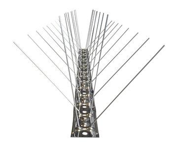 RVS Duivenpinnen met RVS basis AGS-02-a
