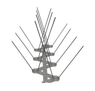 RVS Duivenpinnen (Type E4) per doos a 50 meter